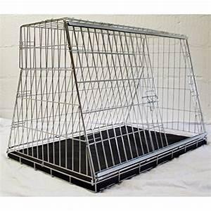 Cage Transport Chien Voiture : chenils voiture chien ~ Medecine-chirurgie-esthetiques.com Avis de Voitures