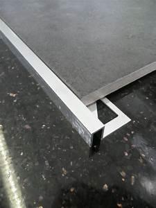Profilé Alu Salle De Bain : profil de finition gr s c rame france azur ~ Premium-room.com Idées de Décoration
