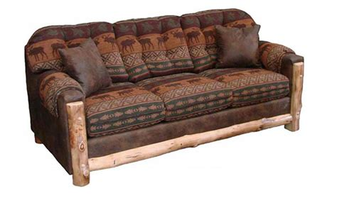 Rustic Sofa And Loveseat by 15 Sofa Designs For Rustic Style Living Rooms Home