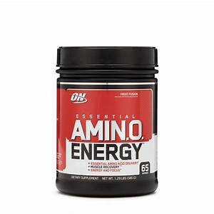 Optimum Nutrition Essential Amin O Energy