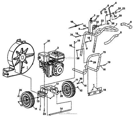 Parts Diagram Honda Gx390