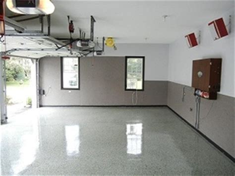 Epoxy Floor Coatings   James Romaniello Services, LLC