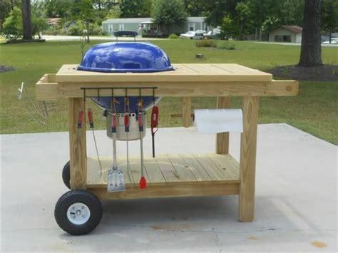 built  weber cart  bbq brethren forums