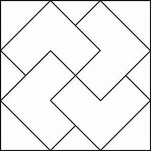 Geometric Block Pattern 29 ClipArt ETC