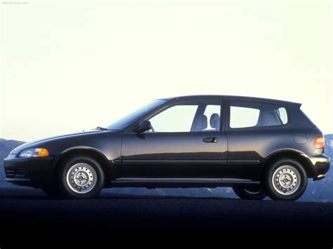 1992 Civic Hatchback