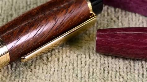 purpleheart wood youtube