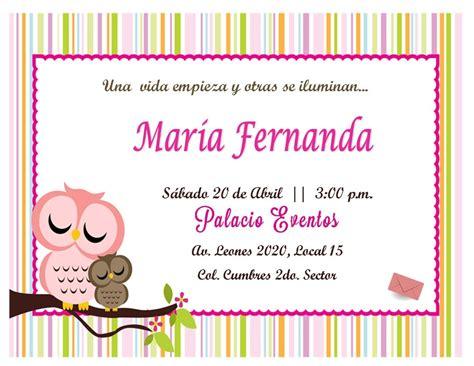 invitaciones para baby shower 45 00 en mercado libre