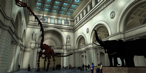 Field Museum Moving In Day For Giant Dino
