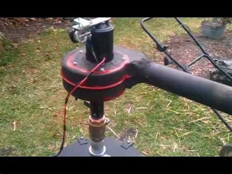 homemade gasifier youtube