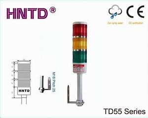Free Ship Hntd 55 L Rod Type 24v Often Bright 3 Color With