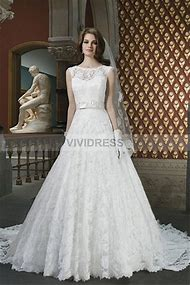 Designer Lace Wedding Dresses