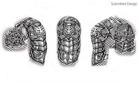 chest armor tattoo google search tatouage pinterest