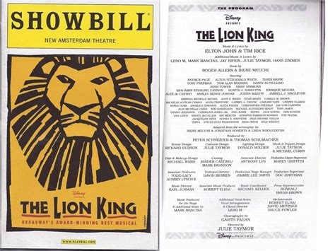 broadway ticket template remembrances of performances past playbills and memories