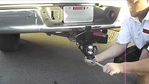 Wingman Hitch Guide  Easily Get The Trailer Over Your
