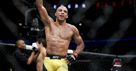 edson barboza requests release  ufc