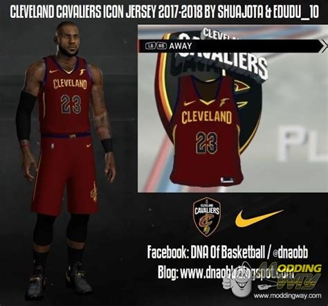 cleveland cavaliers icon nike jersey   nba