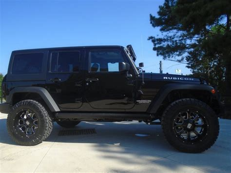 lowered jeep wrangler unlimited low miles 2016 jeep wrangler unlimited rubicon offroad for