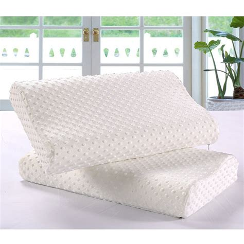 firm memory foam pillow orthopaedic memory foam contour pillow firm neck