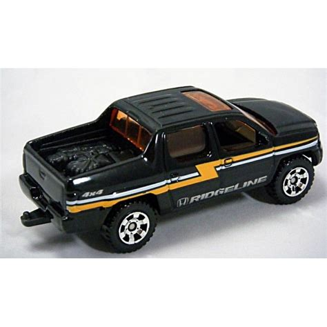 matchbox honda matchbox honda ridgeline pickup truck global diecast direct