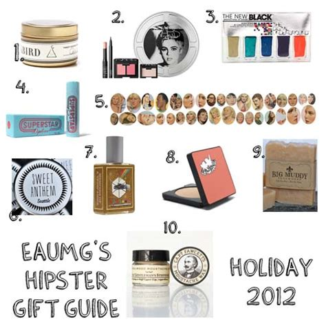 eaumg s holiday 2012 gift guide for the chic hipster eaumg