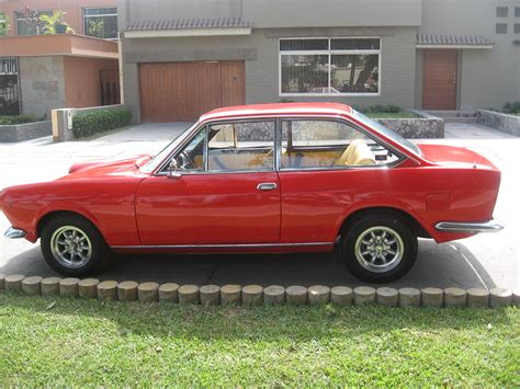 Fiat 124 Sport by Fiat 124 Sport Coupe