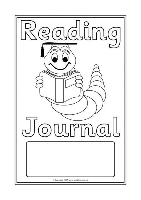 editable reading recordsdiaryjournal book covers
