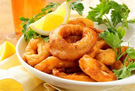 cuisine calamar beignets de calamars cuisine az