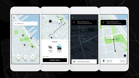 uber user experience design portfolio  simon pan