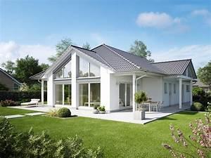 Günstige Fertighäuser Schlüsselfertig Preise : bungalow cumulus einfamilienhaus von heinz von heiden barrierefreies haus mit ~ Markanthonyermac.com Haus und Dekorationen