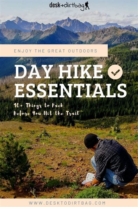 Day Hike Essentials: 10+ Items You Actually Need to Carry