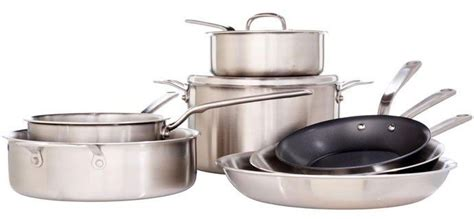 cookware reviews premium quality stainless steel cookware    usa induction