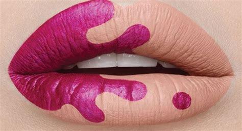 lipstick tutorial lip art compilation  makeup