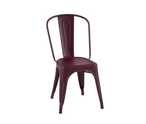 chaise a tolix chaise a inox chaises de restaurant de tolix architonic
