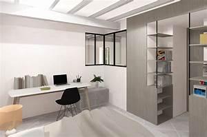 Amnagement Bureau Lyon Home Factory Concepteur Et