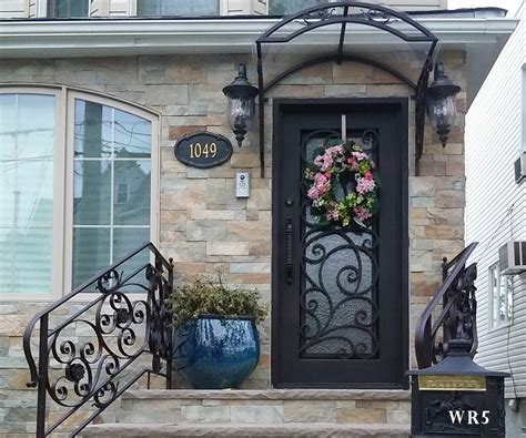 wrought iron entry doors wrought iron entry doors custom design