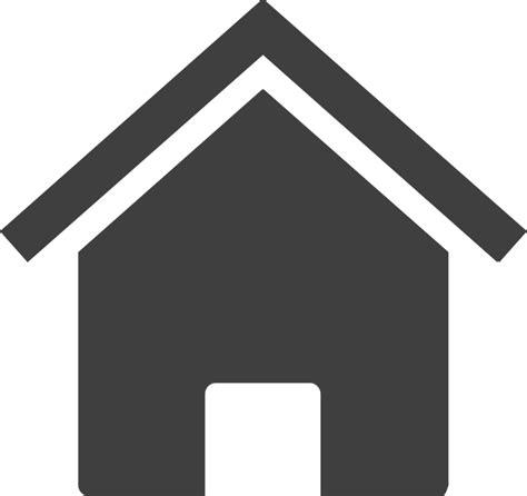 rumah ikon simbol gambar vektor gratis  pixabay