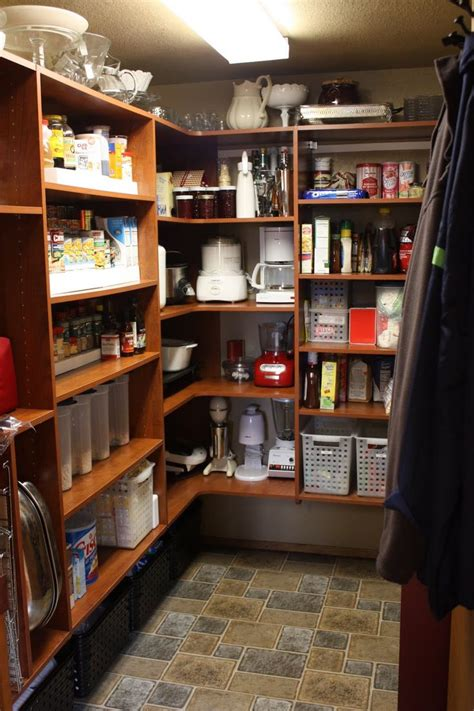 Shelving Pantry Ideas by 30 Best Pantries Images On Kitchen Ideas