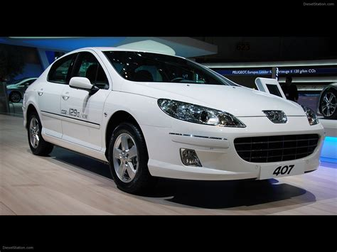 The New Peugeot 407 Exotic Car Picture 01 Of 4 Diesel