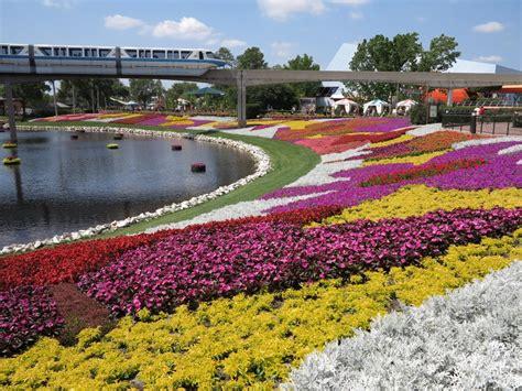 epcot garden festival 21st epcot international flower garden festival