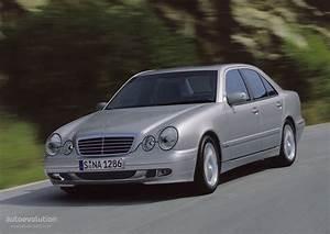 Mercedes Benz E-klasse  W210  Specs  U0026 Photos