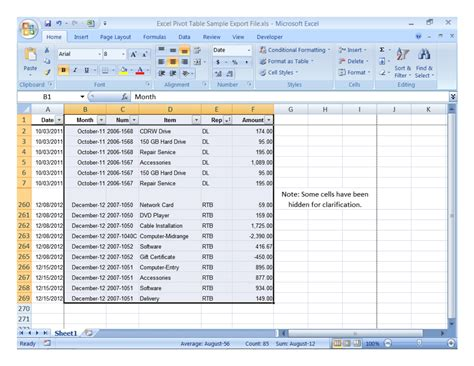 how to make a pivot table how to create a worksheet in excel abitlikethis