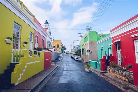Bo Kaap The History Behind The Cape Malays Of Cape Town