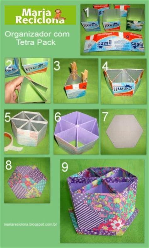 21 Idee E Videotutorial Per Riciclare Briks Tetrapak