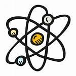 Atom Icon Space Icons Nonsense Astronomy Ico