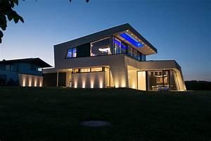 Baupläne Für Häuser : architektenhaus mit pultdach h user von pultdach ~ Yasmunasinghe.com Haus und Dekorationen