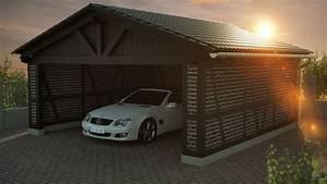Carport Online Konfigurator : carport und garage mit fachwerk solarterrassen carportwerk gmbh ~ Sanjose-hotels-ca.com Haus und Dekorationen