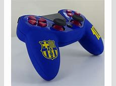 Pro5 controller FC Barcelone for PS4