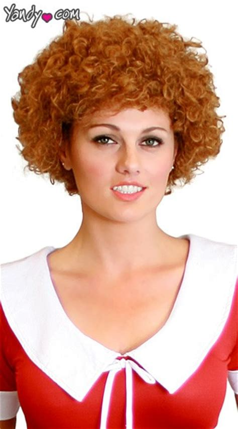 Curly Red Hair Wig Short Ginger Wig Costume Wig Men S