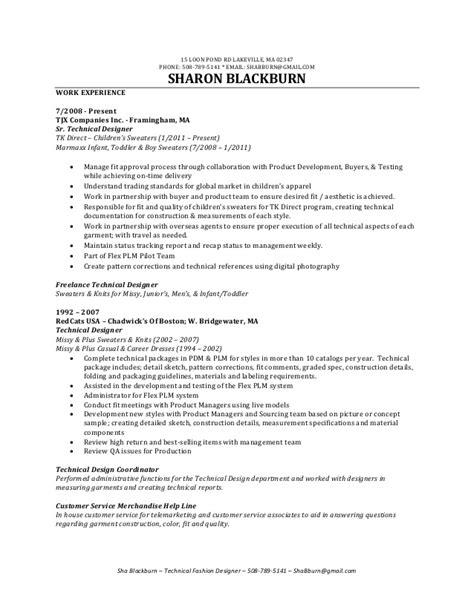 sha s td resume 3 2015