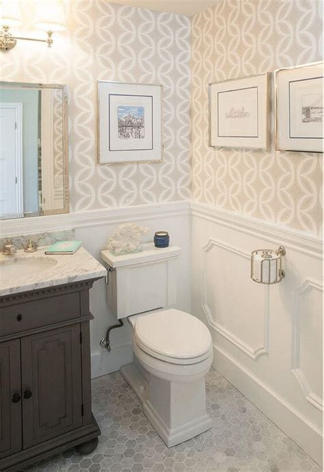 wainscoting ideas   bathroom